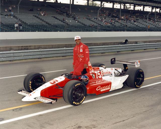 FOTO: Archivo Indianapolis Motor Speedway/INDYCAR