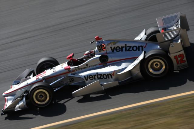 Verizon ha sido sponsor de Team Penske, y en particular de Will Power, desde 2009 (FOTO; Joe Skibinski/INDYCAR)