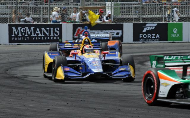 ¿Continuará Rossi con su buena racha? FOTO: Richard Dowdy/IMS, LLC Photo