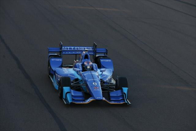 Dixon fue uno de los cuatro Honda's en el Top 10 (FOTO: Chris Jones/INDYCAR)
