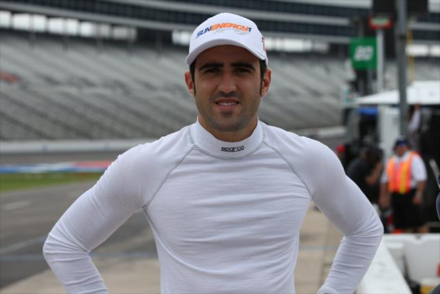 Vautier superó a Esteban Guerrieri para quedarse con el título de Indy Lights en 2012 (FOTO: Chris Jones/INDYCAR)