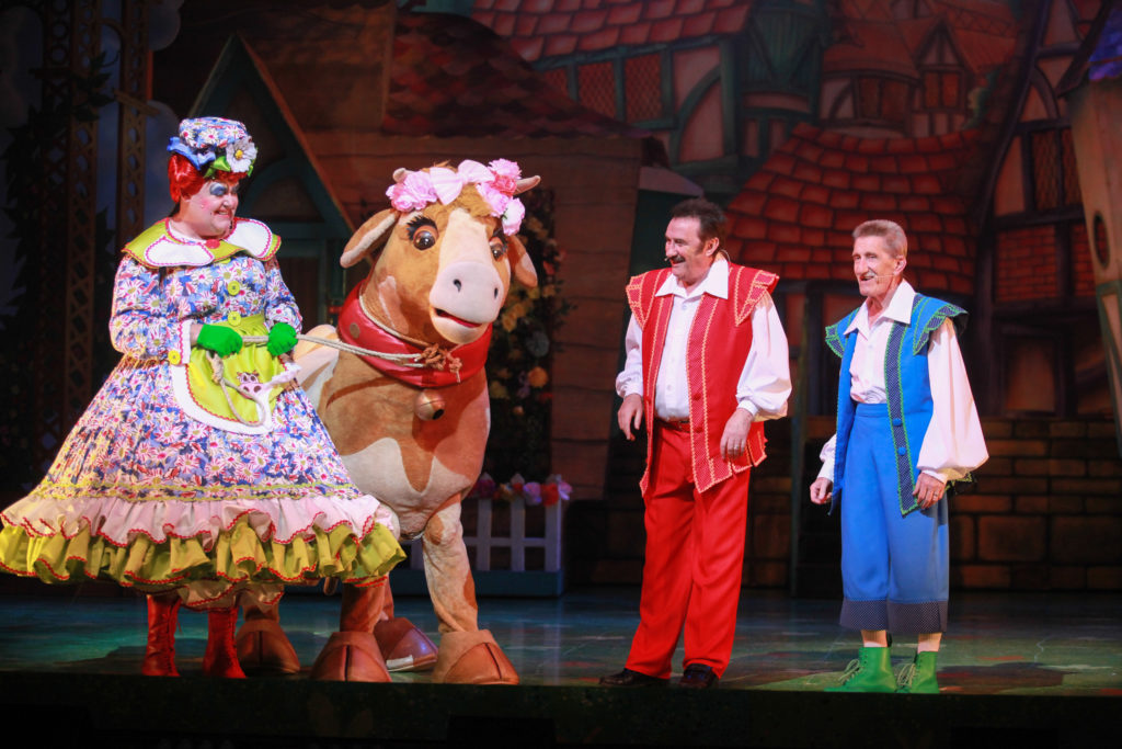 Jack And The Beanstalk Theatre Royal And Royal Concert