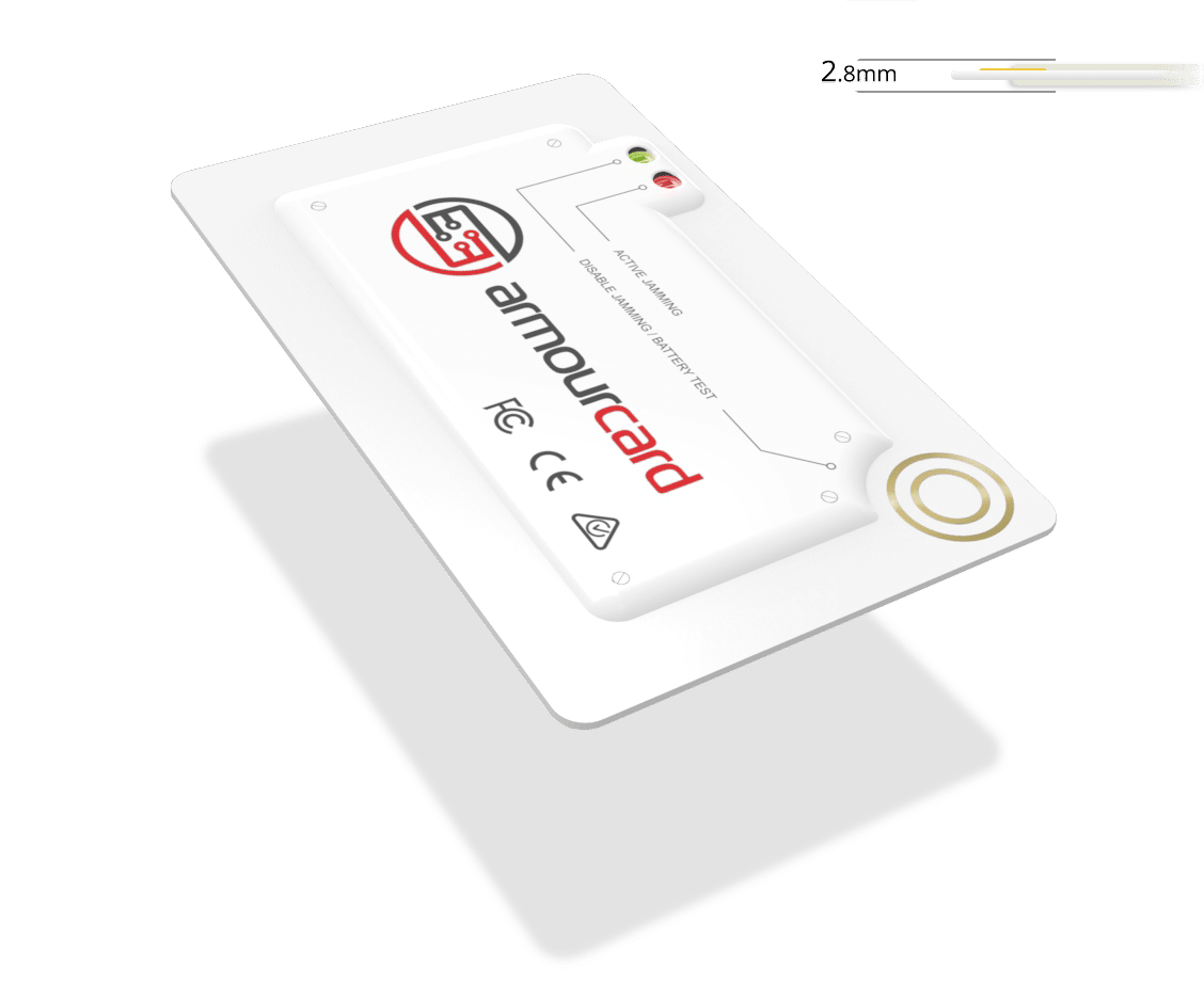 Armourcard Identity Theft Peace Of Mind