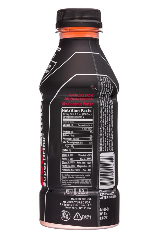 Bodyarmor Superdrink Variety Pack, Two-of-each-Flavor (12 Flavors)...
