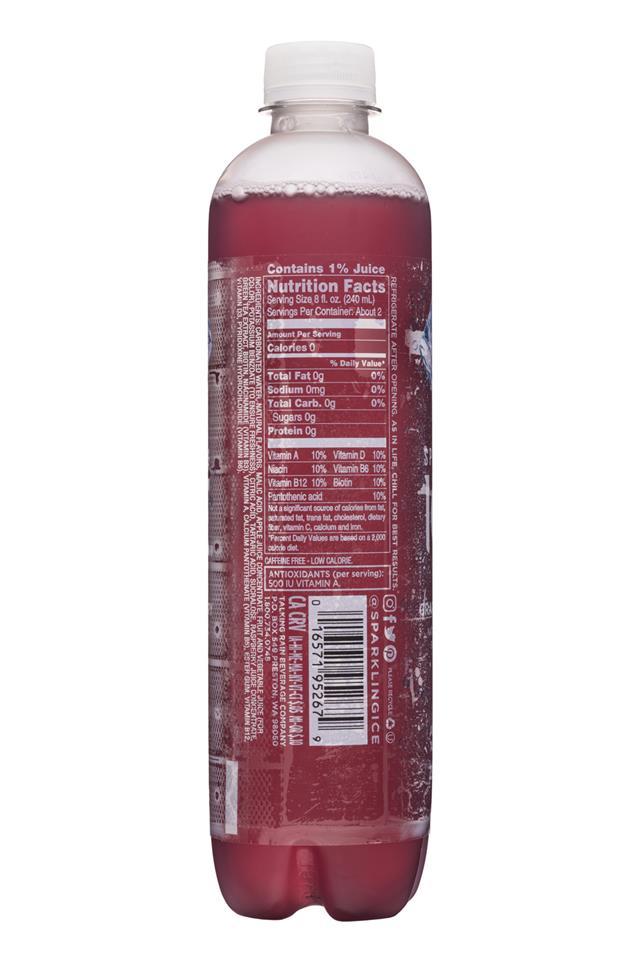 Sparkling Ice Nutrition Label : sparkling, nutrition, label, Media, 31830, SparklingIce-17oz-FlavoredSparkling-0Sugar-GrapeRasp-, Facts, BevNET.com