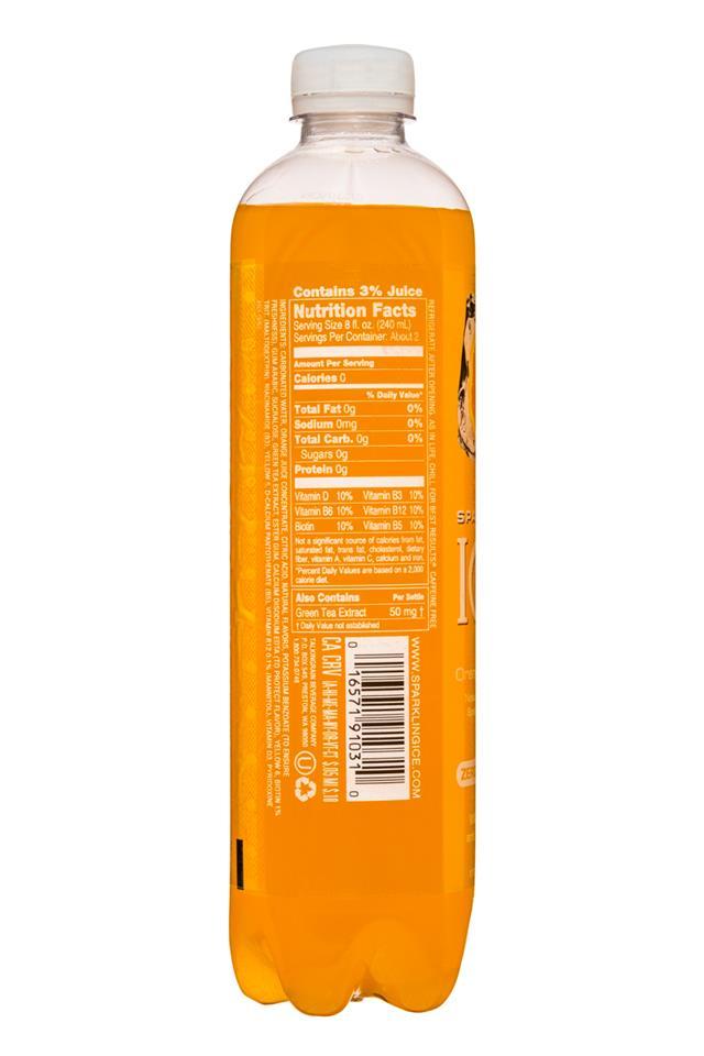Sparkling Ice Nutrition Label : sparkling, nutrition, label, Media, 26594, SparklingIce-17oz-OrangeMango-Facts, BevNET.com