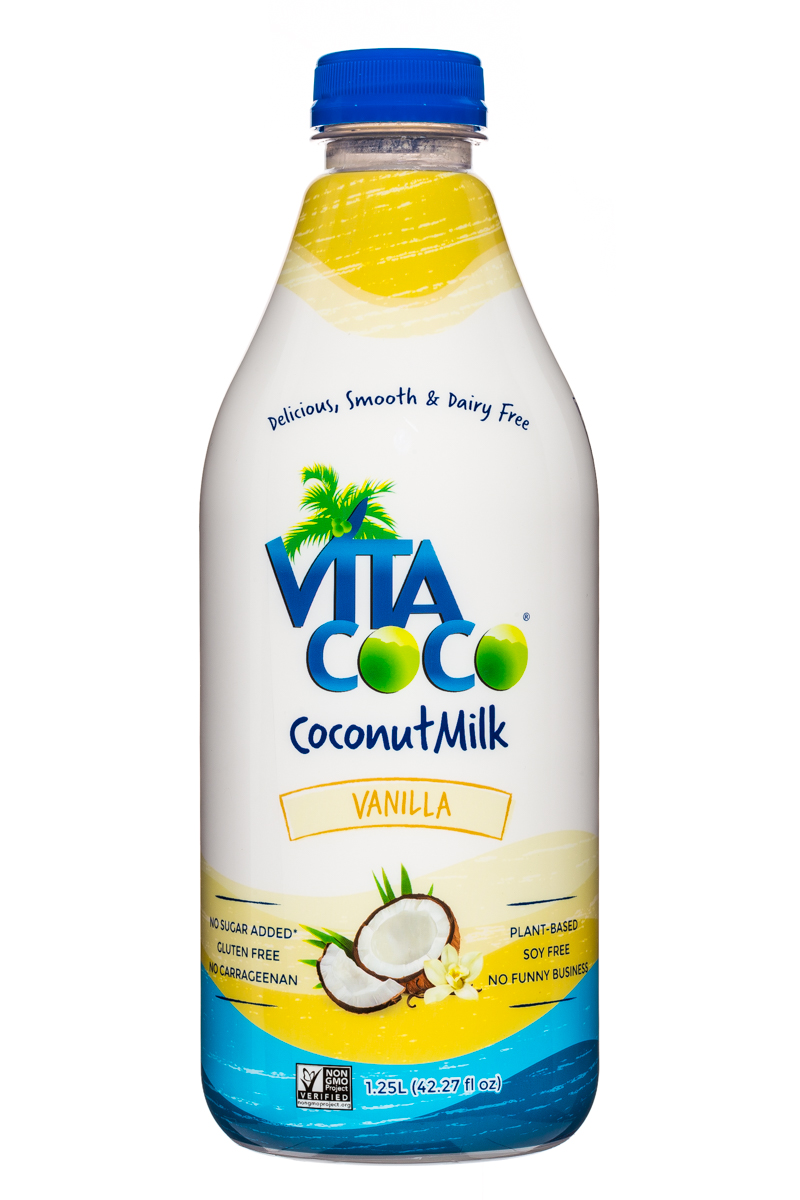 Vanilla-Coconut Milk (1.25L)   Vita Coco Coconut Water ...