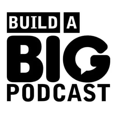 build a big podcast - cover art