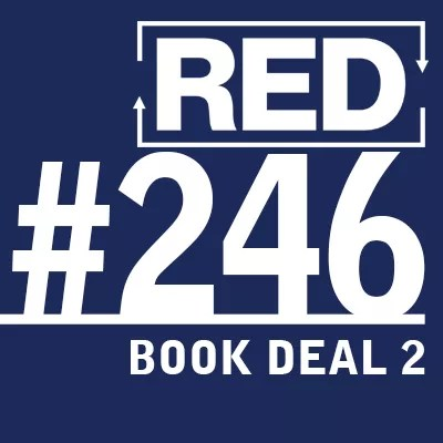 red podcast - podcast episode art 246