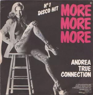 andrea true disco album