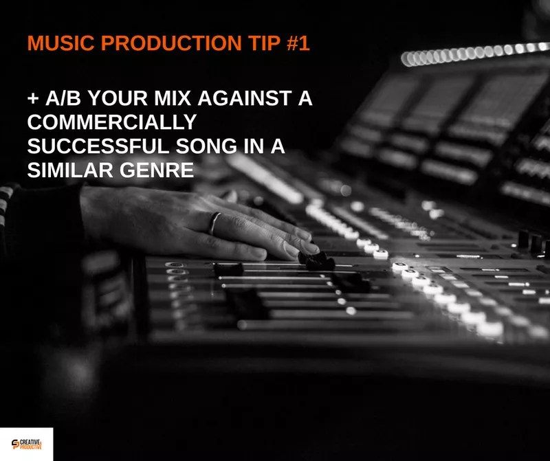 Music production tips #1