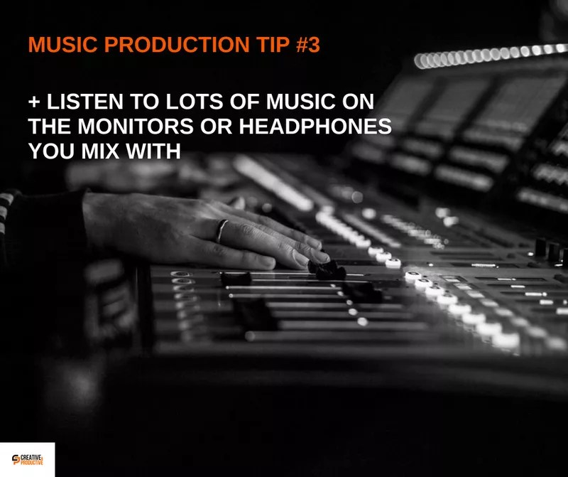 Music production tips #3