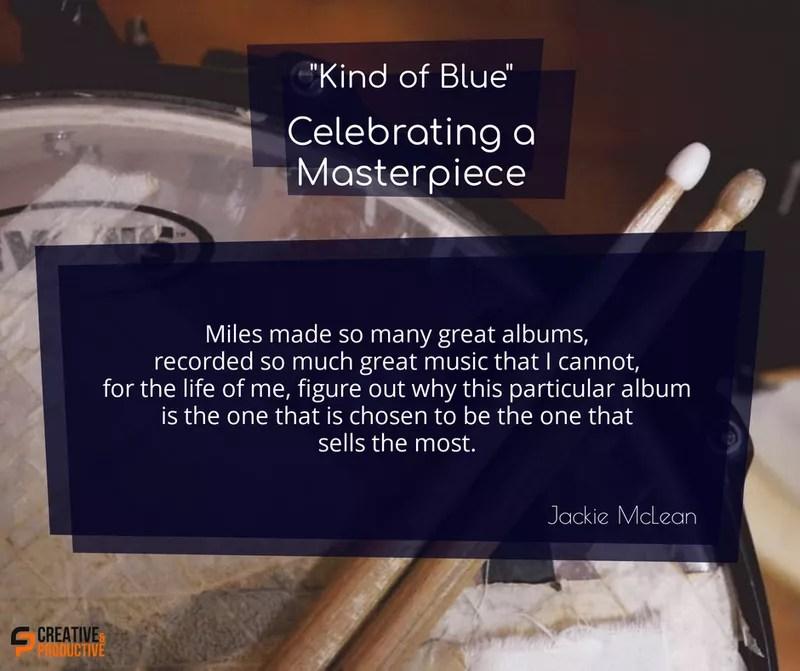 kind of blue jackie mclean