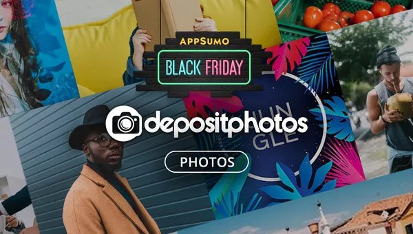 DEPOSITPHOTOS black friday
