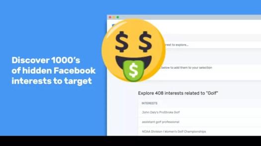 Best Cheap hidden facebook interests list