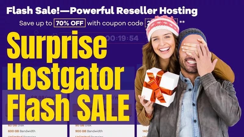 Hostgator Sale