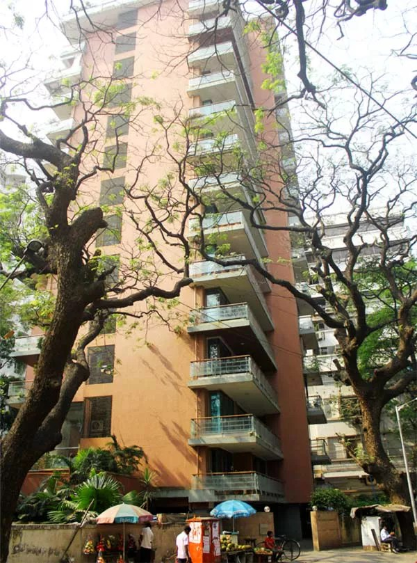 Anand Apartments