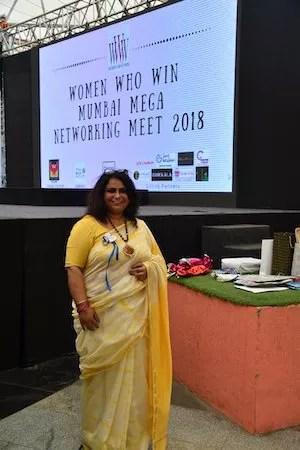 Simmi Bhasin Founder Women Who Win