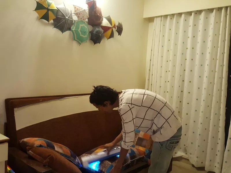 Sofa Sanitization services