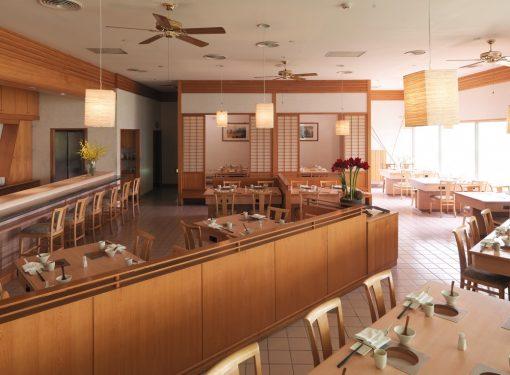 餐廳 - 松園日式餐廳 - 美侖大飯店 花蓮市中心 五星級 飯店在 花蓮市