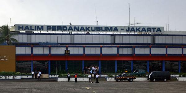 Halim Perdana Kusuma Airport Jakarta Hotel Le Grandeur