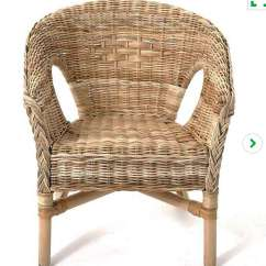 Childs Rattan Chair Revolving For Office Freelywheely Child S Wicker Suitable 1 4 All The Details Ratan