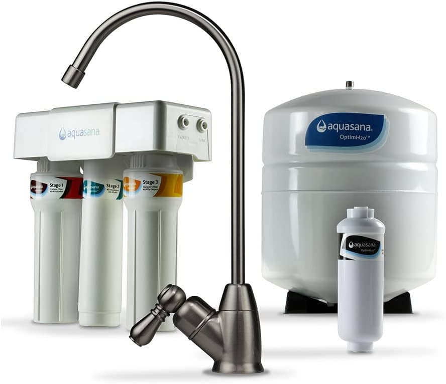 under sink water filter review here s