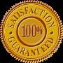 SATISFACTION 100% GUARANTEEED
