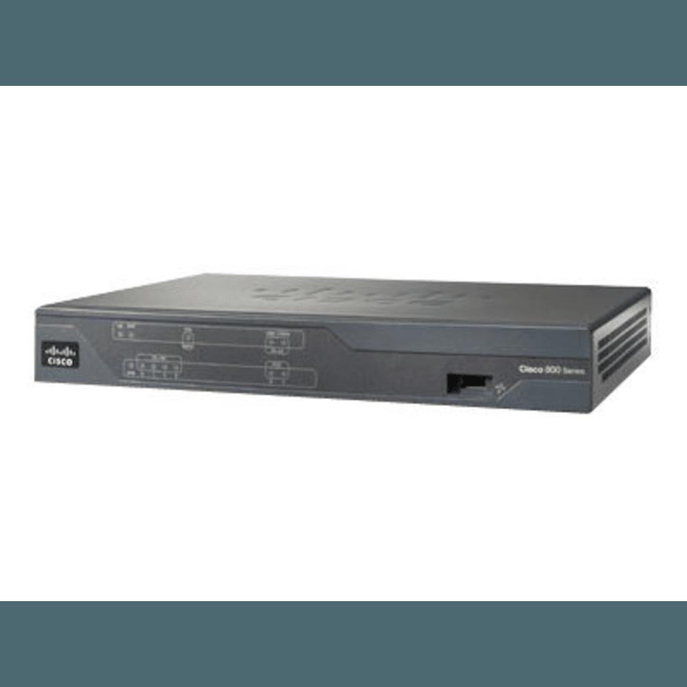 Cisco 887 VDSL/ADSL Annex M over POTS Multi-mode Router - 1A Shop