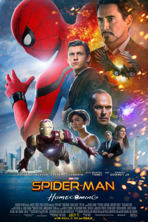 Streaming Film Spiderman Homecoming : streaming, spiderman, homecoming, Spider-Man:, Homecoming, (2017), Stream, Watch, Online, Moviefone