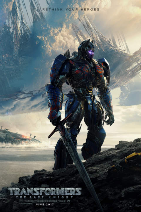 Transformers: The Last Knight | Where to Stream and Watch | Decider