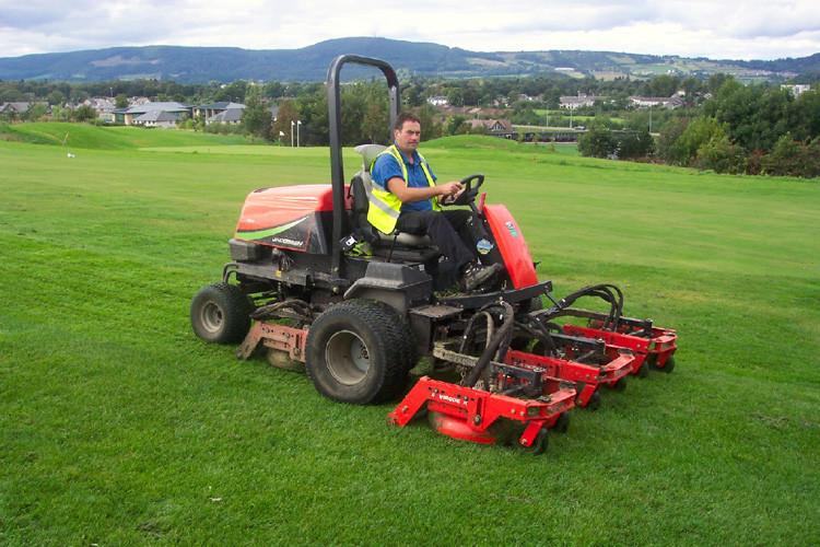 Mower Golf Course Parts Jacobsen