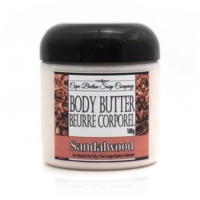 Body Butter - Sandalwood