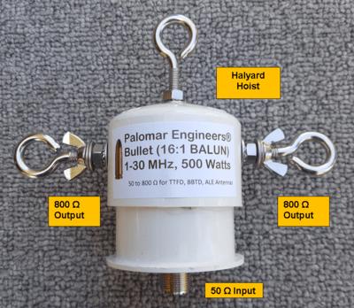 1035504054 - Bullet(TM) Baluns/Ununs