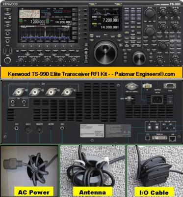 1643470560 - Transceiver RFI Kits