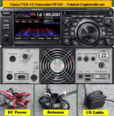 2440213058 - Transceiver RFI Kits