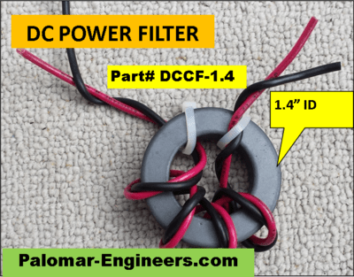 2654143999 - Dirty Electricity Filters