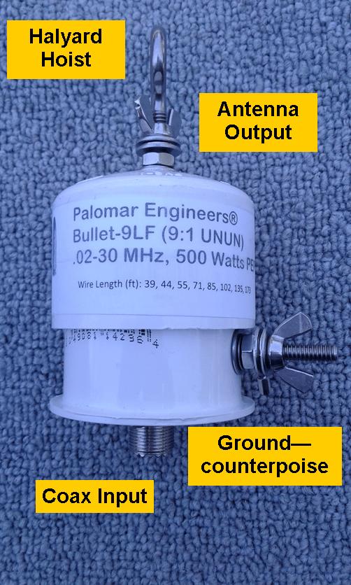 527465281 - Bullet(TM) Baluns/Ununs