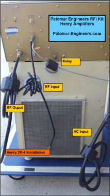 581498330 - HF Amplifier RFI Kits