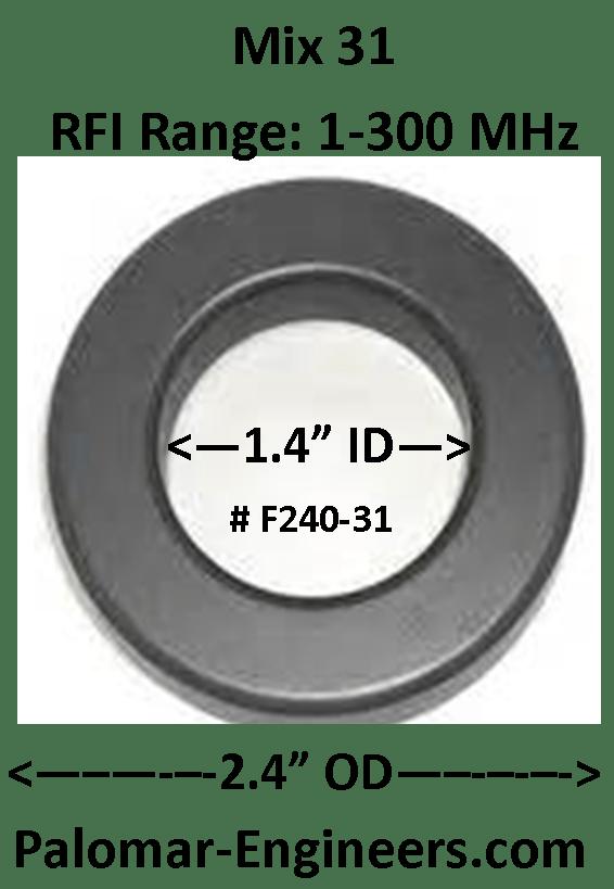 977476512 - Wall Wart RFI Noise Filter