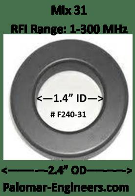 977476519 - Wall Wart RFI Noise Filter