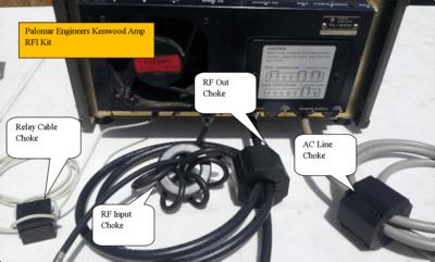 982808115 - HF Amplifier RFI Kits