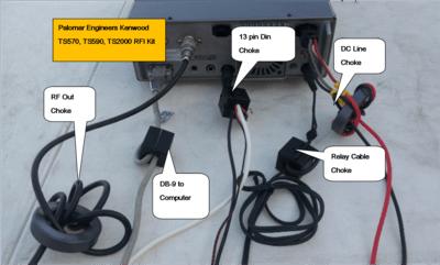 982808221 - Transceiver RFI Kits