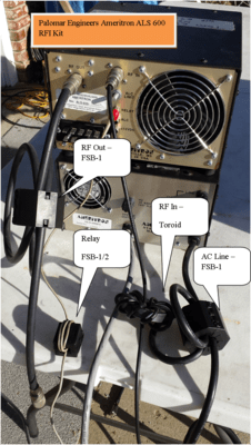 983046591 - HF Amplifier RFI Kits