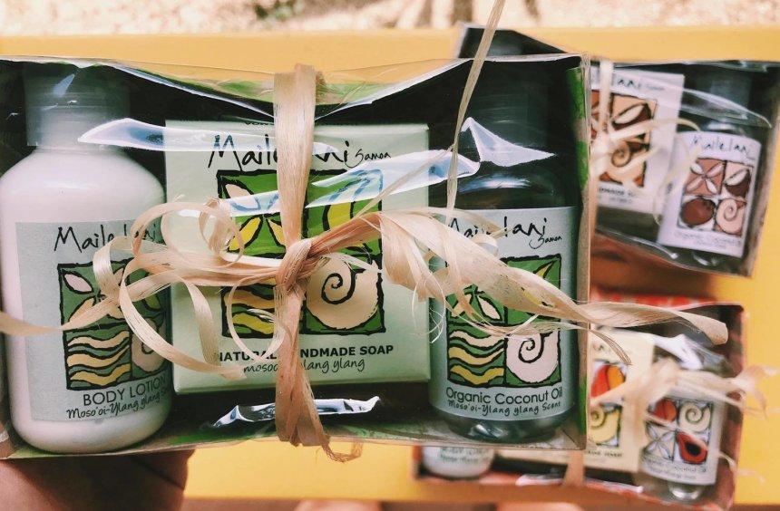Moso'oi (Ylang Ylang)- Gift set