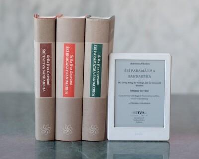 eBook: Tattva & Bhagavat & Paramatma Sandarbha