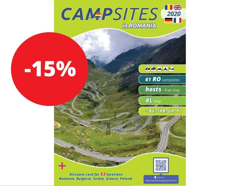 Campsites in Romania 2020
