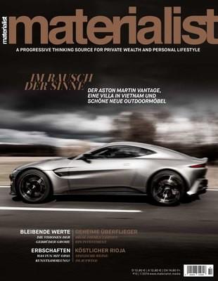 MATERIALIST Ausgabe 10 inkl. Versandkosten Inland
