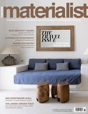 MATERIALIST Ausgabe 11 Inkl. Versandkosten Ausland