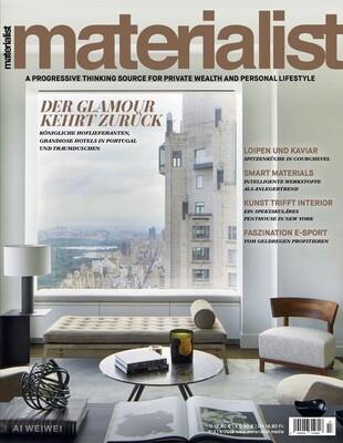 MATERIALIST Ausgabe 13 inkl. Versandkosten Inland